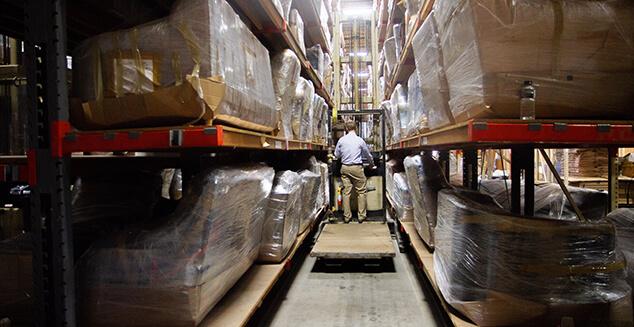 warehouse storage for tucson