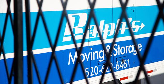 footer logistics ralphs truck