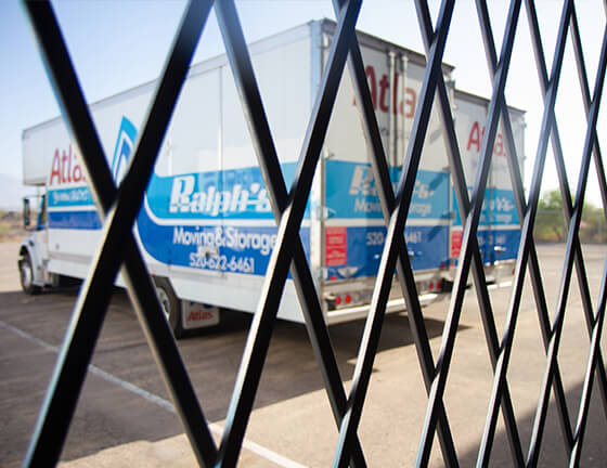 office industrial Tucson moving services