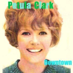 Petula Clark album cover