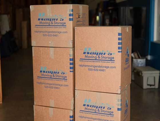 commercial tucson moving service