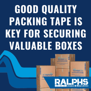 good quality tape for packing moving boxes