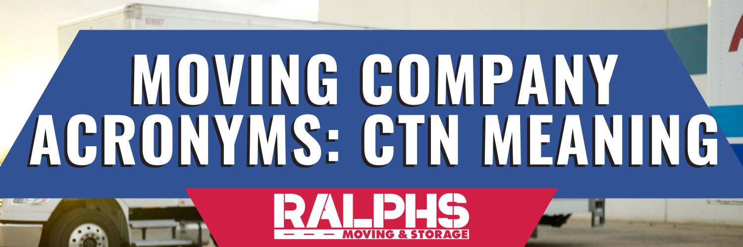CTN MEANING MOVING ACRONYMS