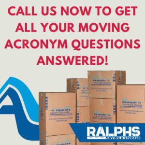 MOVING COMPANY ACRONYMS CTN MEANING